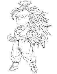 Coloring Pages Of Goku Dragon Ball Z Coloring Pages Goku Coloring