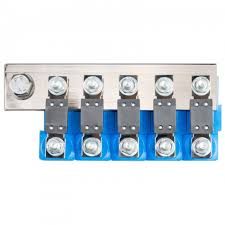 fuses and fuse boxes energy solutions busbar 5 way 500a