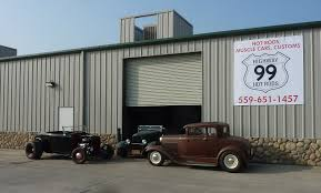 highway 99 hot rods inc has moved to a new in tulare ca the new 7000 sq ft is conveniently located right next to highway 99 between bardsley