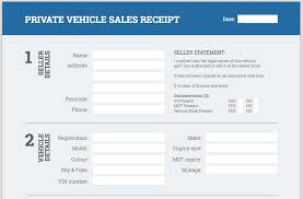 Receipt For Sale Of Car Free Used Car Sales Receipt Flipping Cars