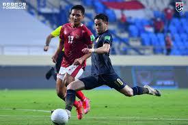 FA Thailand - ทีมชาติไทย เสมอ อินโดนีเซีย 2-2 คัดบอลโลกนัดที่ 6 กลุ่ม จี