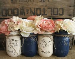 Decorated Mason Jars For Sale SALE Set of 100 Pint Mason Jars Ball jars Painted Mason Jars 18