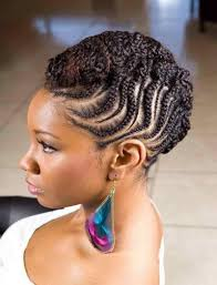 African Woman Hair Style plaited hair style for african women hairstyle picture magz 8309 by wearticles.com