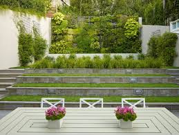 10 solutions for sloping yards aqua