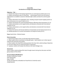 sample essay about essay on foreign policy foreign policy essay how can small powers enhance their dom of action in foreign policy before publishing your articles on this site please the