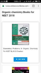 which book is the best for organic chemistry th neet and aiims  these are the best books to solve and study organic chemistry study all concepts thourghly and ncert is must