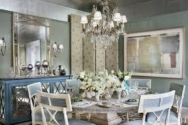 dining room arrangements. alexa hampton\u2013designed connecticut dining room arrangements