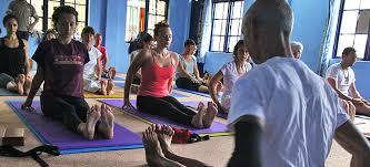 ashtanga vinyasa yoga teacher in goa india