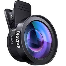 iVoltaa <b>Universal</b> Mobile Lens iVMO-2PL Pro-Kit <b>2</b> in1: Amazon.in ...