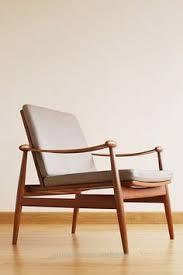 finn juhl easy chair fd133 1950s vine retro danish modern wegner teak early
