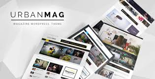 theme urban urban mag news magazine wordpress