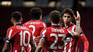 Atlético Madrid Goes Four Points Clear On Top Of La Liga With Two Games In Hand After Their Win Against Sevilla