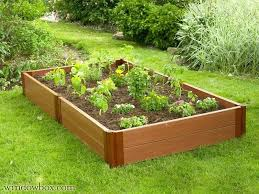 composite raised garden beds raised bed planters plastic raised garden beds canada