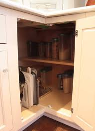 Kitchen Cabinet Corner Shelves Now This Is Cool Gotta Figure Out How To Take Out My Lazy Susan
