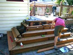 prefab outdoor steps deck stairs home design ideas and fireplaces precast prefabricated exterior diy stair railing image of deck stairs ideas