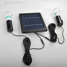 At111 10w Rechargeable Mini More Bright Home Solar Panel Lighting Solar Powered Lighting Systems