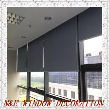 office window blinds. Free Shipping Customized Size High Quality Livingroom/office Window Blinds 100% Blackout Roller Size-in Blinds, Shades \u0026 Shutters From Office