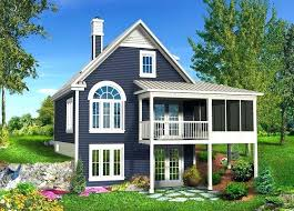 luxury waterfront house plans and fresh photograph of waterfront house plans walkout basement 25 beach house