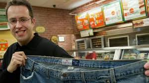 jared form subway former subway pitchman jared fogle pays 1 million to his victims cnn
