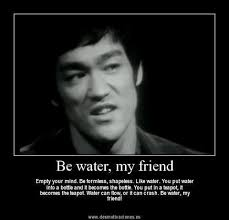 Bruce Lee Water Quote Extraordinary Be Like Water Bruce Lee Quotes Meaningful Words In 48
