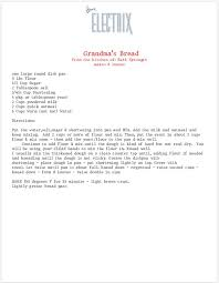 Recipe Writer App If Anyone In Interested I Found My Grandmothers Homemade