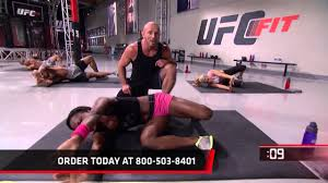 ufc fit free fat fighter workout