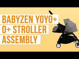 <b>Коляска 2 в 1</b> Baby Zen Yoyo + (Бэби Зен Йойо) - YouTube