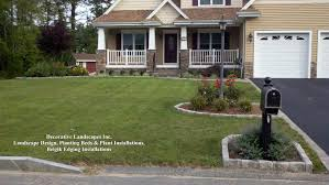 Low Maintenance Landscape Ideas for Front Yards in MA