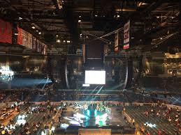 Nassau Coliseum Seating Chart Nkotb Nassau Coliseum Section 203 Concert Seating Rateyourseats Com