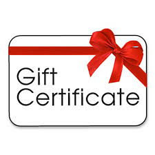 100 Gift Certificate Goairheads