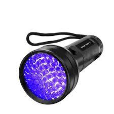 Can You See Bed Bugs With A Black Light Details About Uv Flashlight Black Light Uv Lights Vansky 51 Led Ultraviolet Blacklight Pet U