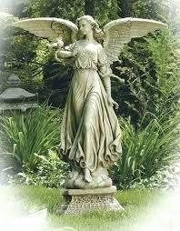 fairy garden statuary resin garden fairy statues angel on pedestal garden statue from the studio garden fairy garden statuary best fairy figurines