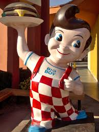 big boy restaurants big boy statue