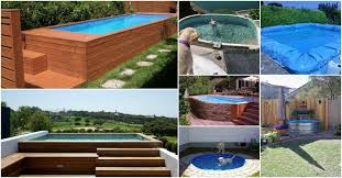 Backyard Designs With Pool Fascinating 48 Genius Pool Hacks To Transform Your Backyard Into Your Own