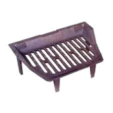 cast iron fireplace grate place home depot