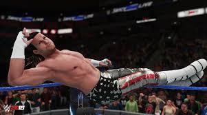 WWE 2K18 pc-ის სურათის შედეგი