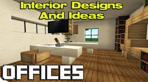 minecraft office ideas. Minecraft Office Designs Ideas T