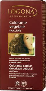 Colorante Vegetal En Polvo Avellana 100 G Logona Logona