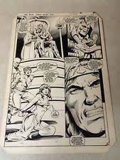 new listingarak ann 1 original ic art 1984 lord of belly crawlers