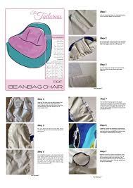 the tailoress pdf sewing patterns beanbag chair pdf pattern