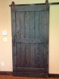 vine sliding barn door custom made to fit your by goodfromwood