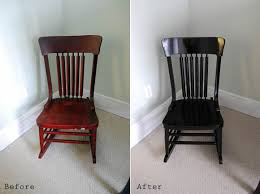 refinish rocking chair. Fine Rocking We Went With A Glossy Finish To Make The Chair Extra Wipeable And Durable   I Have Feeling This Is Going Need It With Refinish Rocking Chair G