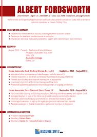 Proper Resume Format 2018 Resume 2018