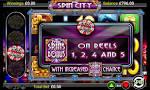 Положительные стороны казино Spin City