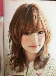 ミディアムウルフ Hairstyle ヘアスタイリング髪型ヘアスタイル