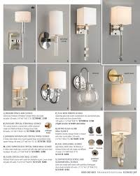 clear glass vial wall sconce