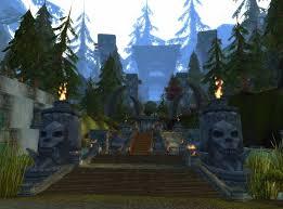 Зул'Аман - Игровая зона - World of Warcraft