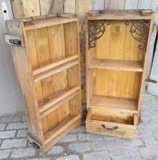 Frachtkiste Bar Barschrank Interieur Accessoires