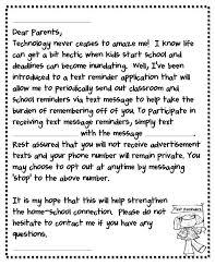 parent teacher conference letter to parents examples caravaggio iii de gilles lambert letter to parents