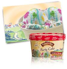 Turkey Hill Dairy Party Cake